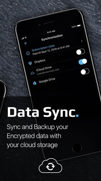 Password Manager - SecureX