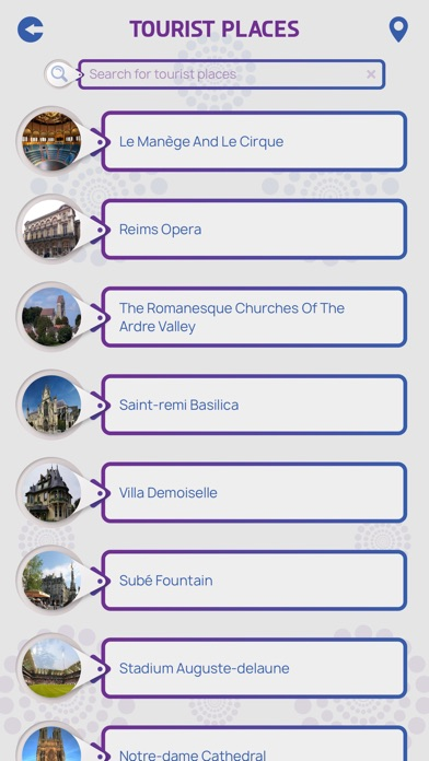 Reims Tourist Guide screenshot 3