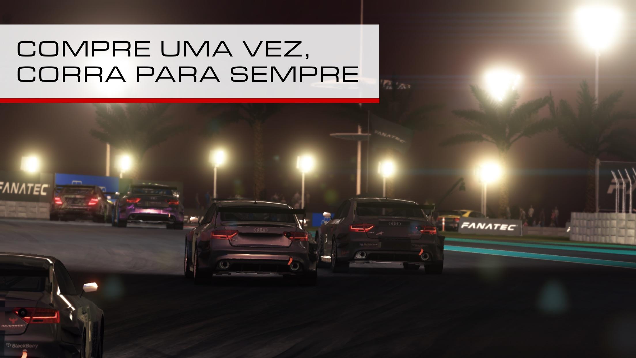 Screenshot do app GRID™ Autosport