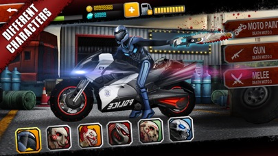 Death Moto 3のおすすめ画像2