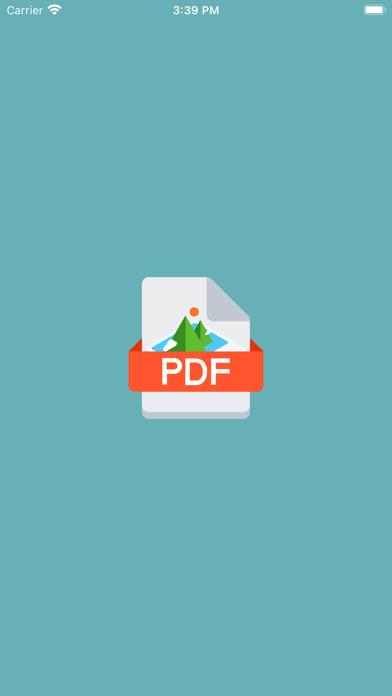 PDF转换器-相片转换PDF神器 1