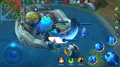 Screenshot from Mobile Legends: Bang Bang