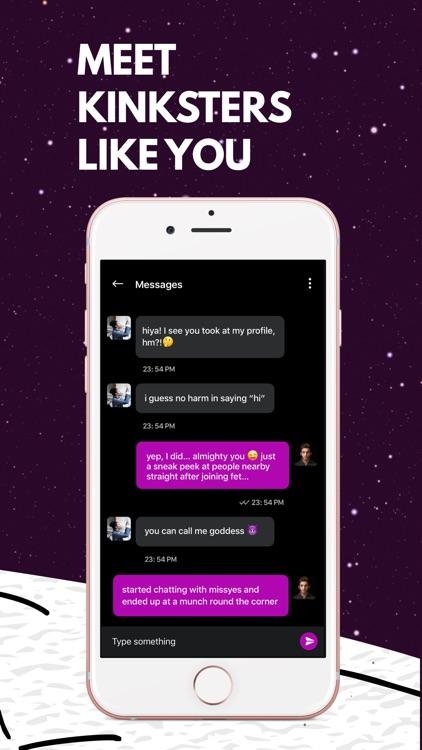 FET: Life, Kink & BDSM Dating screenshot-4