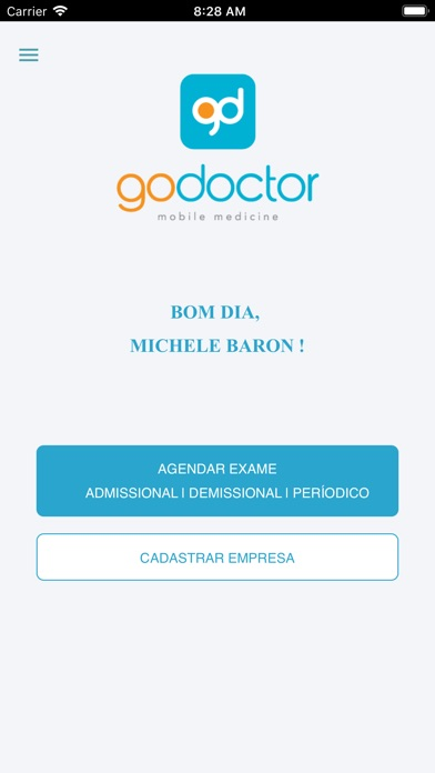 Screenshot #6 for GoDoctor App