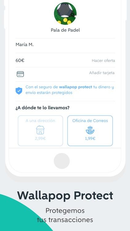 Wallapop - Compra y vende screenshot-6