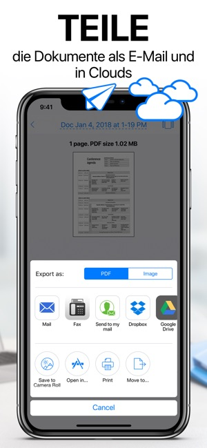Gespeichert wo ipad pdf