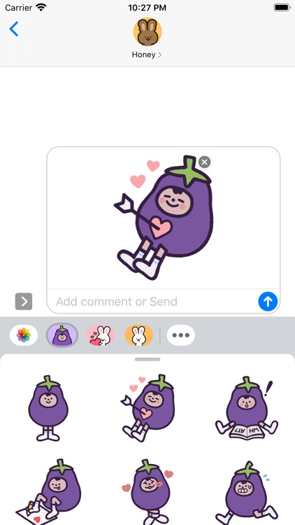 Eggby the Eggplant