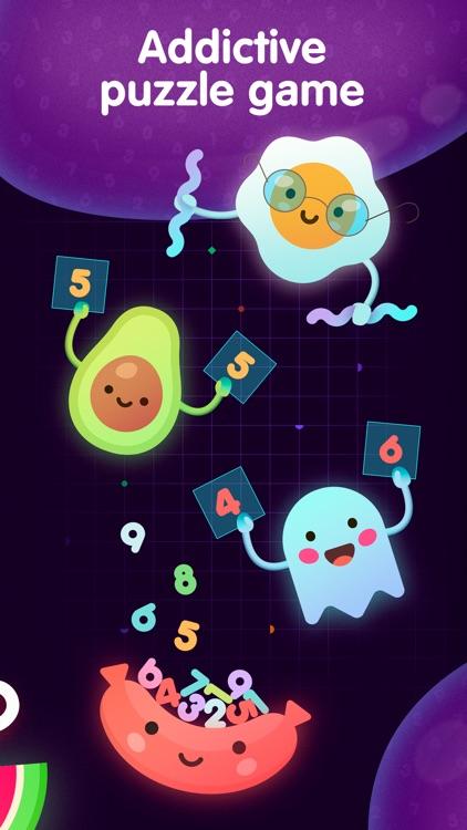 Numberzilla - Number Math Game