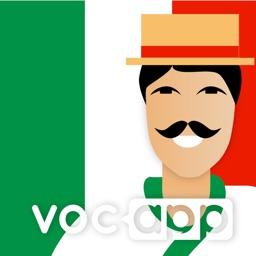 Learn Italian: Voc App Lessons
