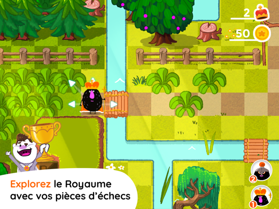 Screenshot #5 pour Magnus Kingdom of Chess
