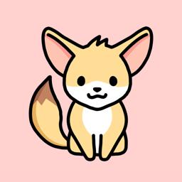 Ícone do app Littlemandyart Cute Animals