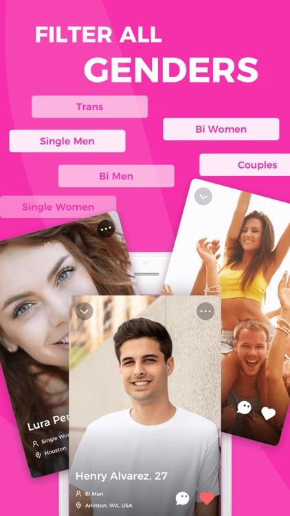 BC: Bisexual & LGBT Dating App