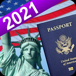 US Citizenship Test 2021 Audio