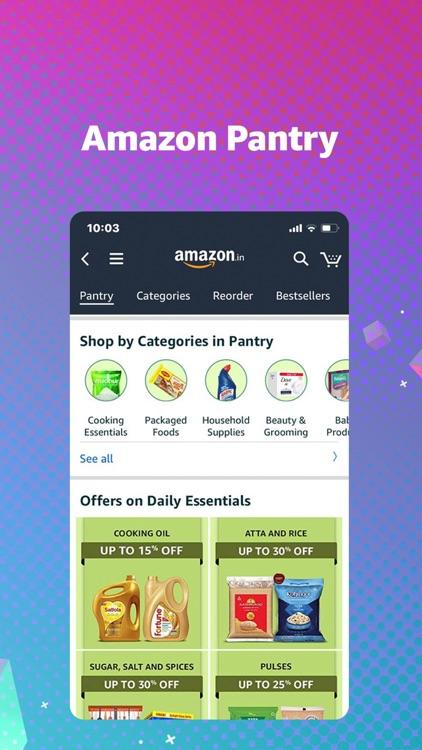 Amazon India - Shop and Pay screenshot-3