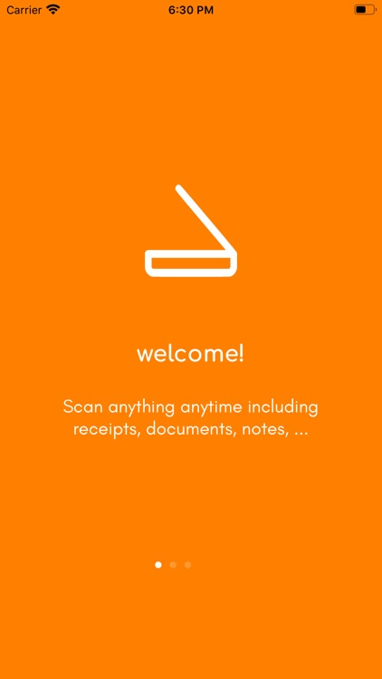 Tiny Scanner App - PDF Scanner screenshot-0