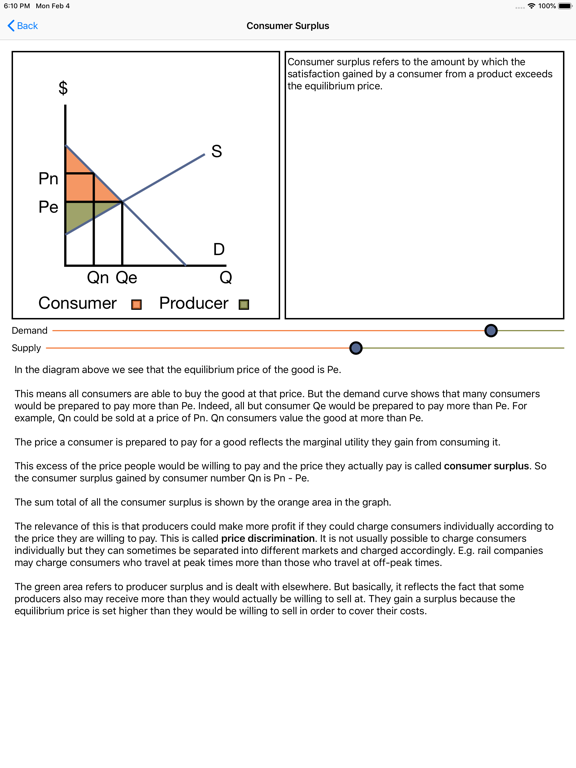 Economics 4 Students Lite screenshot 13
