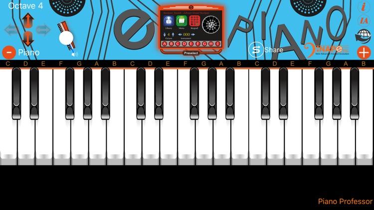 Piano App GOLD screenshot-0
