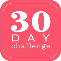 30日フィットネスチャレンジ(広告なし)