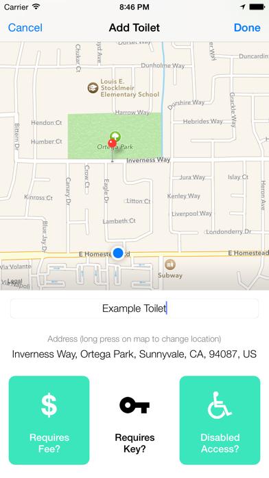 Flush Pro - Restroom Finder Screenshot