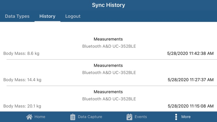 VA Sync My Health Data screenshot-9