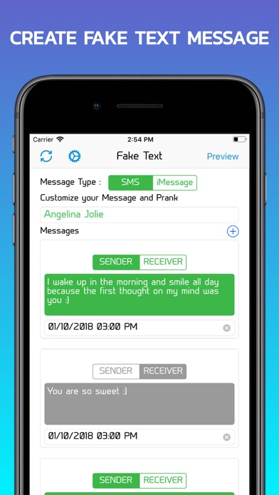 Top 10 Apps like Fake Text Lite in 2019 for iPhone & iPad