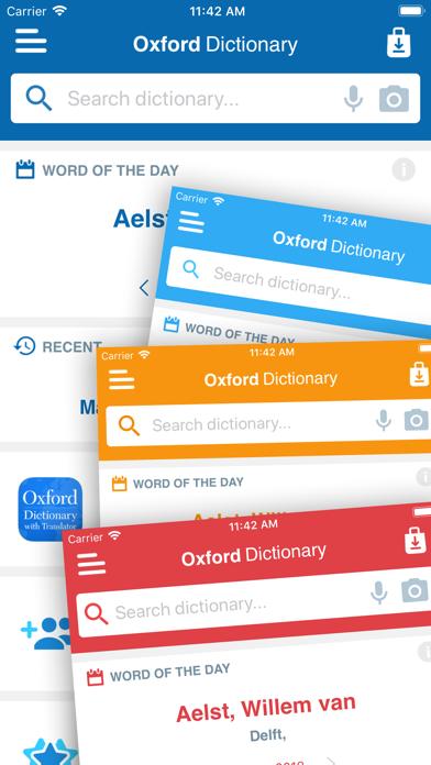 Oxford Dictionary of Artsのおすすめ画像5