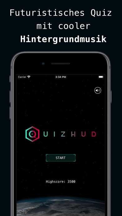 QuizHUD screenshot #1