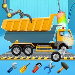 Truck Adventure: Car Wash Game