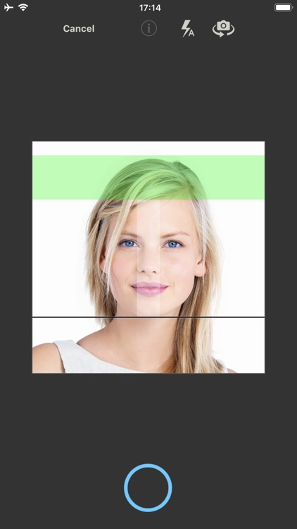 Passport Photo - ID Photo screenshot-5