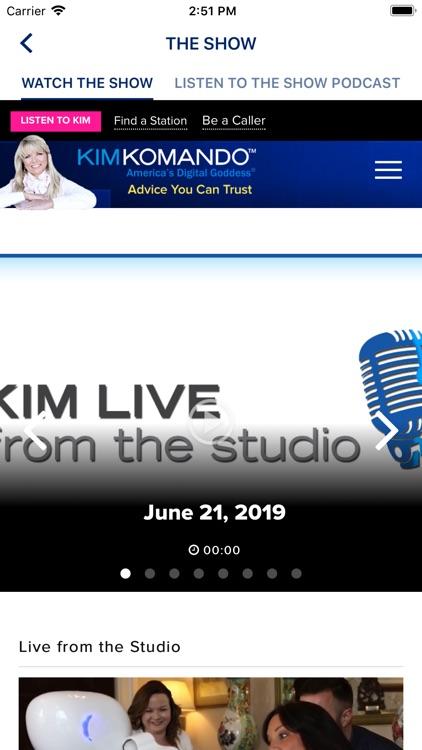 Komando.com App screenshot-4