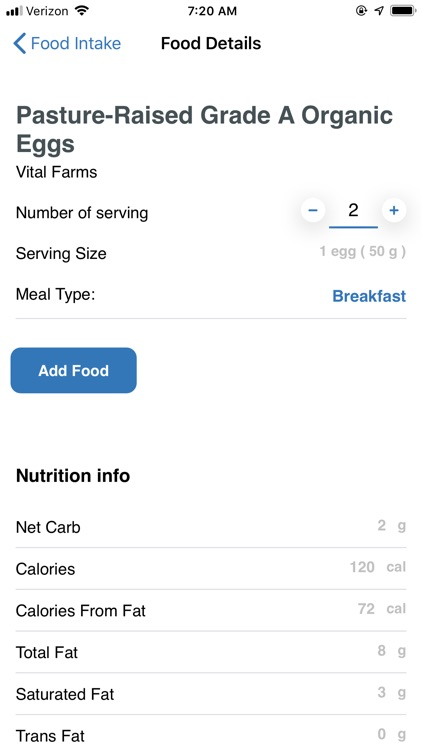 Resist - Keto low carb diet screenshot-5