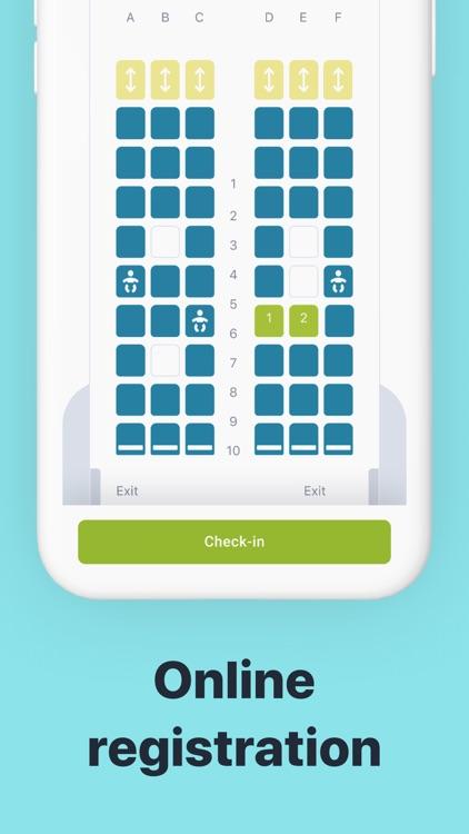 S7 Airlines: book flights screenshot-5