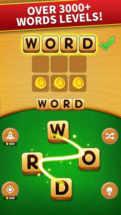Word Harvest: Word Games screenshot-0