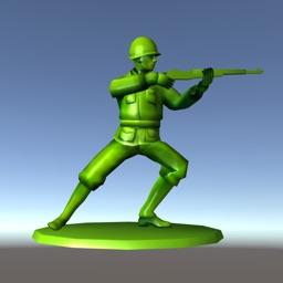 Army Men Battle Simulator