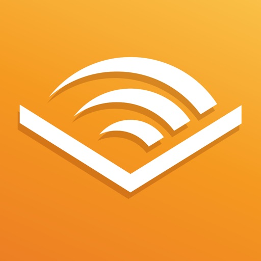 Audible audio books & podcasts icon
