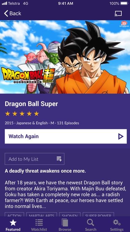 AnimeLab screenshot-3