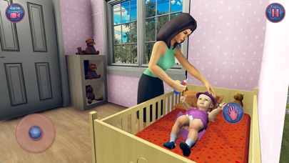 Real Mother Simulator Screenshot on iOS