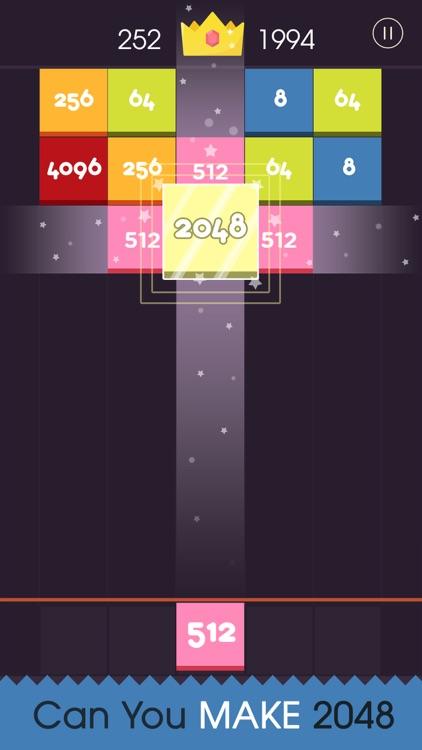 Shoot 2048 - Merge Puzzle screenshot-3