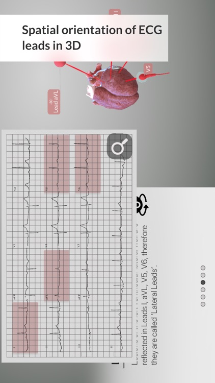 3D ECG Leads screenshot-5
