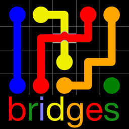 Ícone do app Flow Free: Bridges