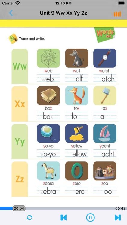 Phonics 英语自然拼读法