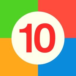 10をつくりなはれ。- 10を目指すパズルゲーム