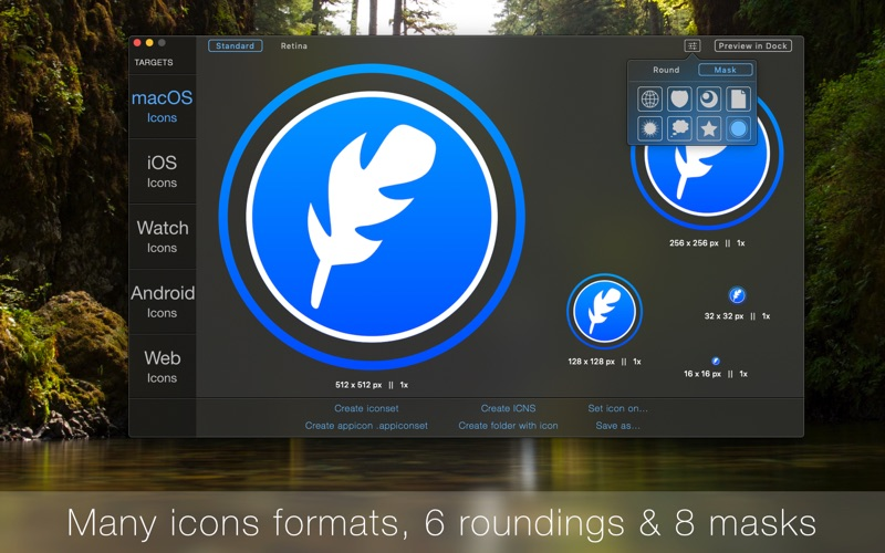 IconFly Screenshots