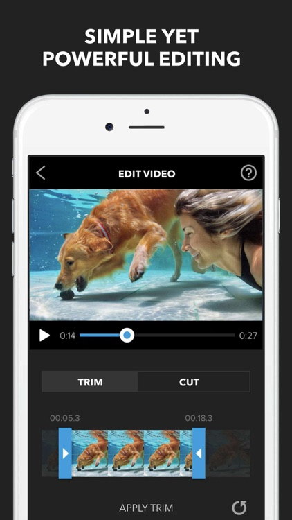 Splice - Video Editor & Maker screenshot-0