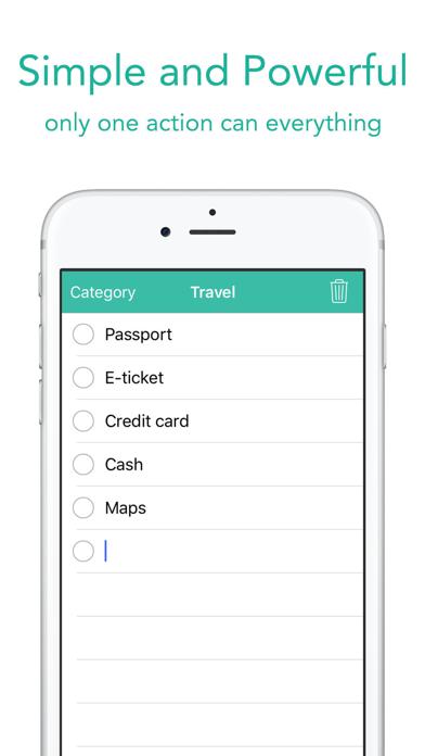 Tasks: Simple To-Do check list