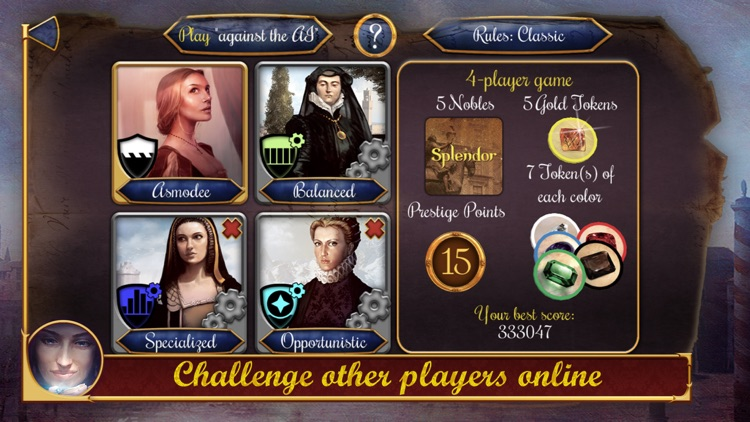 Splendor™: The Board Game screenshot-3