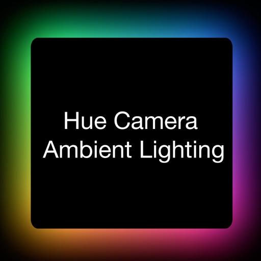 Hue Camera Ambient Lighting