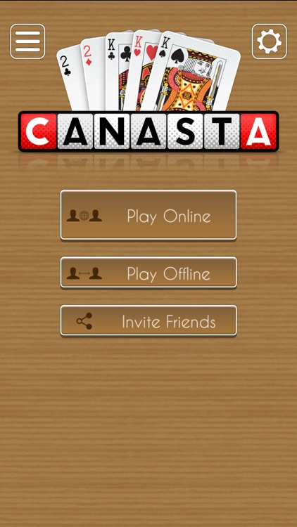 Canasta - The Card Game screenshot-4
