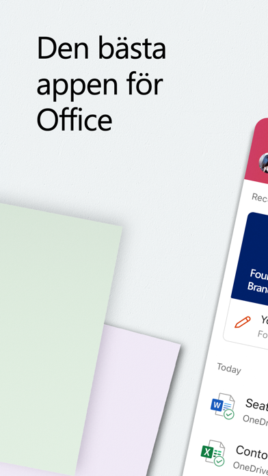 Microsoft Office på PC