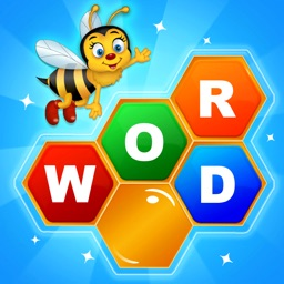 Word Little Bees - Word  Game